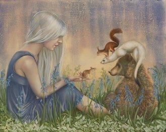 Kari-Lise-Alexander-Paintings-Amid-Wild-Woods-94265