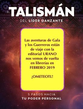 Talisman del líder danzante _portada