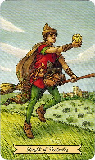 Everyday-Witch-Tarot-33-Knight-of-Pentacles
