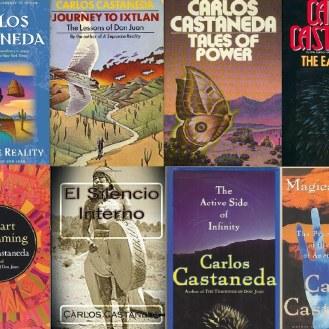 Libros Castaneda