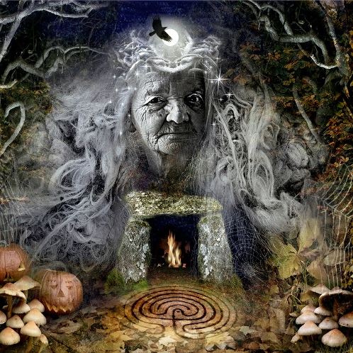 AJL-AS016-Samhain-Goddess-Card